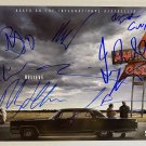 American Gods cast signed autographed 8x12 photo Ricky Whittle photograph