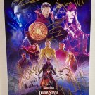Doctor Strange in the Multiverse of Madness cast signed autographed 8x12 photo Benedict Cumberbatch