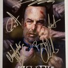Nobody cast signed autographed 8x12 photo Bob Odenkirk Connie Nielsen autographs