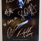 Scream 5 cast signed autographed 8x12 photo Neve Campbell autographs photograph