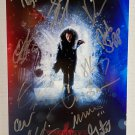Stranger Things Season 4 cast signed autographed 8x12 photo Millie Bobby Brown autographs