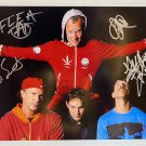 The Red Hot Chili Peppers band signed autographed 8x12 photo Anthony Kiedis autographs