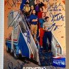 Arrested Development cast signed autographed 8x12 photo Jason Bateman autographs