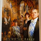 Downton Abbey cast signed autographed 8x12 photo Hugh Bonneville autographs