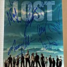 LOST cast signed autographed 8x12 photo Josh Holloway autographs photograph