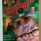 A Christmas Story cast signed autographed 8x12 photo Peter Billingsley autographs photograph