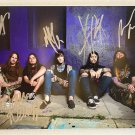 Suicide Silence band signed autographed 8x12 photo Mitch Lucker autographs photograph