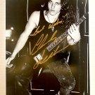 Death Chuck Schuldiner signed autographed 8x12 photo photograph autographs