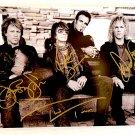 Bon Jovi band signed autographed 8x12 photo Jon photograph autographs