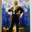 Coming to America cast signed autographed 8x12 photo Eddie Murphy Arsenio Hall autographs