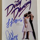 Dirty Dancing cast signed autographed 8x12 photo Patrick Swayze Jennifer Grey autographs