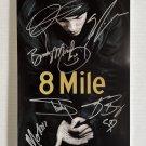 8 Mile cast signed autographed 8x12 photo Eminem Slim Shady Brittany Murphy autographs