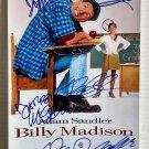 Billy Madison cast signed autographed 8x12 photo Adam Sandler Norm MacDonald autographs