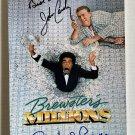 Brewster's Million cast signed autographed 8x12 photo John Candy Richard Pryor autographs