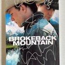 Brokeback Mountain cast signed autographed 8x12 photo Heath Ledger Jake Gylllenhaal autographs