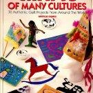 Crafts of Many Cultures Grades 1-6 Scholastic Home School Book