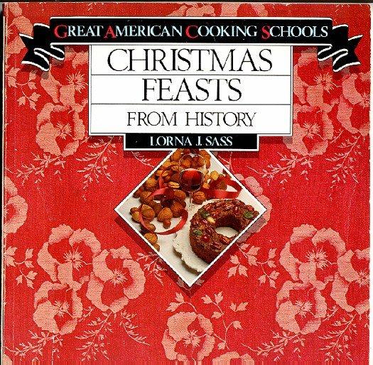 Christmas Feasts from History Cookbook New York Metropolitan Museum of Art 1981 vintage