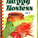 Happy Hostess Grosse Pointe's Finest Vol 3 Cookbook 1979 Northeast Guidance Center fundraiser