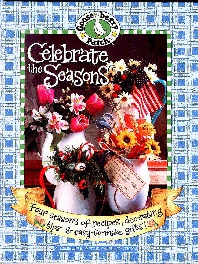 Gooseberry Patch Book - Celebrate the Seasons - Cookbook, Crafts
