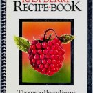 Raspberry Recipe Book Thomson Berry Farms Advertising Collectible Cookbook