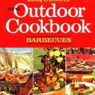Betty Crocker's New Outdoor Cookbook Barbecues, Picnics, Boat Trips, Camp-Outs, Vintage 1967 Crocker