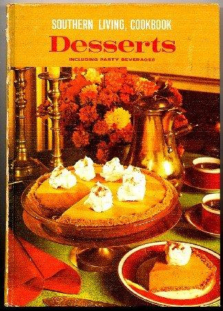 Southern Living Desserts Cookbook