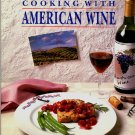 Betty Crocker Cooking with Wine Cookbook like new