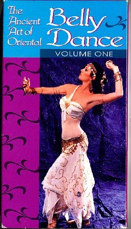 Ancient Art of Oriental Belly Dance VHS Video Tape Vol 1