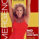 Minna Lessig Emergency Workout VHS + Diet Planner Exercise Video 6-Week Weight Loss Plan