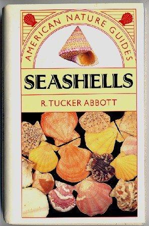 Seashells American Nature Guide R Tucker Abbott waterproof pocket book shell collecting