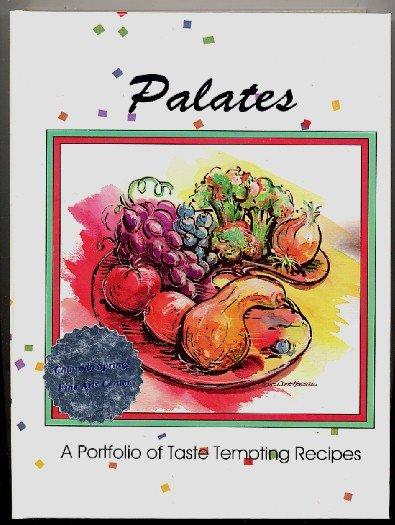 Palates Colorado Springs Fine Arts Center Fundraiser Cookbook