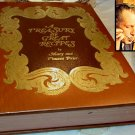 Treasury of Great Recipes Vincent and Mary Price 1978 printing 1965 edition collectible cookbook