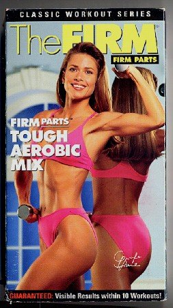 FIRM Parts Classic Series: Tough Aerobic Mix, VHS Intermediate Advanced Exercise Video