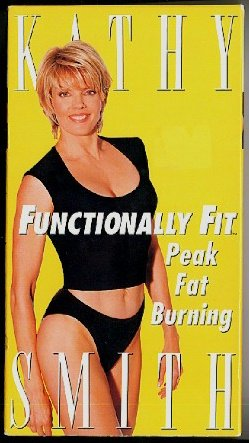 Kathy Smith Functionally Fit Peak Fat Burning Workout VHS Exercise Tape