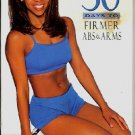 Donna Richardson 30 Days to Firmer Abs and Arms VHS Exercise Video Tape