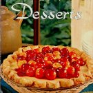 Sunset Cook Book of Desserts Vintage 1960s Dessert Recipe Cookbook