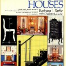 All About Doll Houses Barbara Farlie How to Build Dollhouse Miniature Furniture Book Vintage 1st ed