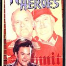"""Hogan's Heroes 4 Episodes Vintage Television Comedy Series VHS Video Tape """"Schultz Knows Nothing"""""""