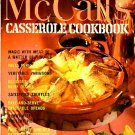 McCalls Casserole Cookbook Vintage 72 1972 Magazine Publication