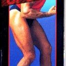 Men of Steel Legs of Steel Target Toning Workout Video VHS Tape
