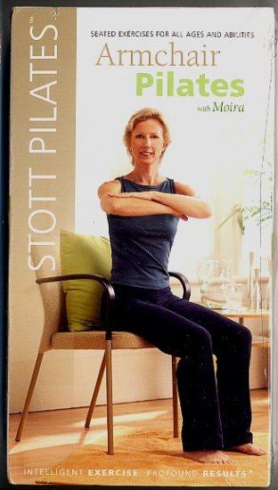 Stott Pilates Armchair Pilates Seated Exercise Workout