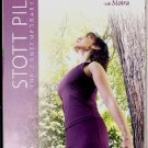 Stott Pilates Standing Tall with Moira Level 3 Back Exercise Video VHS New