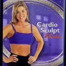 FIRM Cardio Sculpt Blaster Aerobic Exercise Video Tape VHS