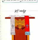 Parament Patterns Jeff Wedge Religous Cross Stitch Patterns Book