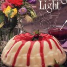 Cooking Light '87 Southern Living Oxmoor House cookbook hc diet recipes