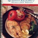 Quick and Easy Meals and Menus Diabetes Self Management Book Diabetic Recipes Cookbook