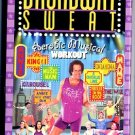 Richard Simmons Broadway Sweat Aerobic Musical Workout VHS Beginners Exercise Video NEW