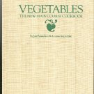 Vegetables New Main Course Cookbook Famularo hardcover 1985