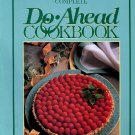 Southern Living Complete Do Ahead Cookbook Oxmoor House Vintage softcover