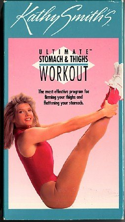Kathy Smith S Ultimate Stomach And Thighs Workout Vhs